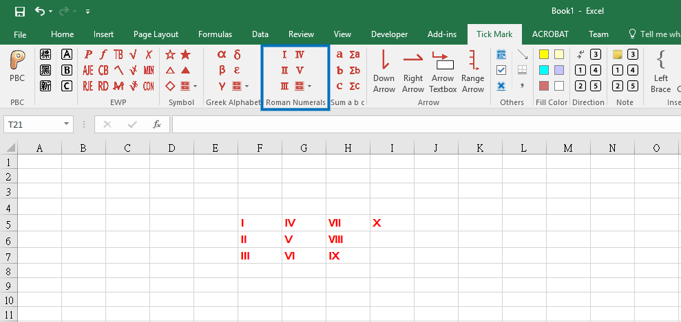 【vb】 Excel Tickmark An Add In For Auditors And